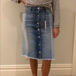Denim skirt from Italy!